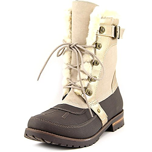 ROCK & CANDY Womens DANLEA Round Toe Ankle Cold Weather B...