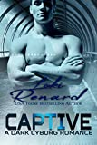 Download Captive: A Dark Cyborg Romance in PDF ePUB Free Online