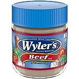 Wylar's Instant Beef Bouillon Powder (3.75oz Jars, Pack of 4)