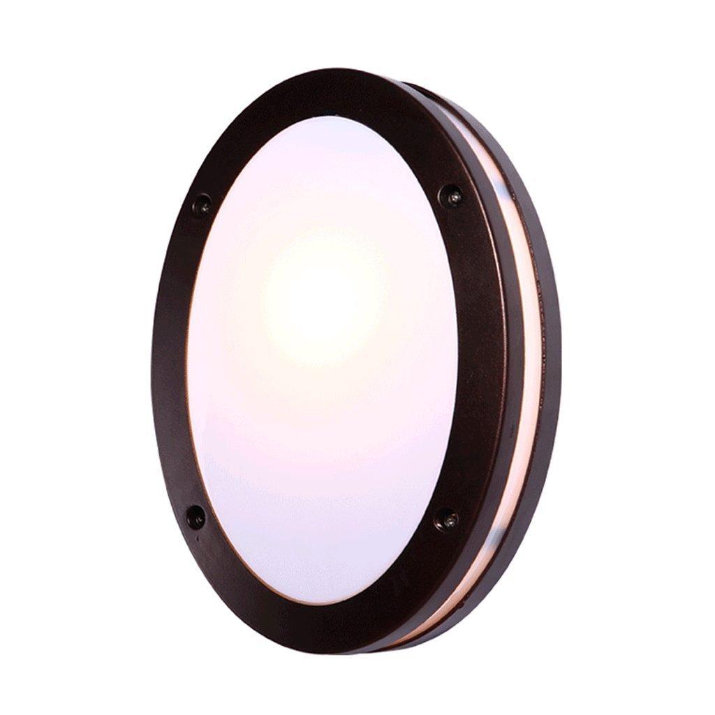 si affrettò a vedere CJX Applique a LED in Acrilico Applique da Parete Parete Parete in Alluminio Ovale da Giardino Impermeabile  outlet in vendita
