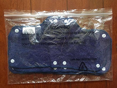 Hard Hat Sweatband Washable Terry cotton Hard Hat Liner snap on(3 Pcs) by no!no! (Image #4)