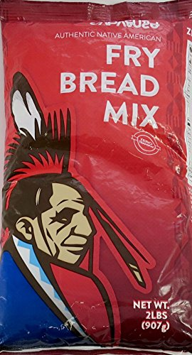 - Red Corn Authentic Native American Fry Bread Mix (2lbs)
