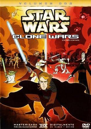 Star Wars: Clone Wars Vol. 2 [DVD]: Amazon.es: Genndy ...
