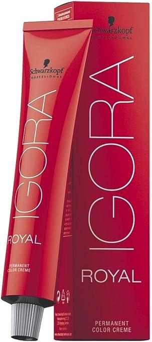 Tinte igora Royal 7 – 00 60 ml (3 unidades x 60ml): Amazon.es ...