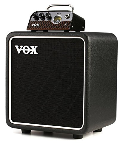 Vox MV50 AC Set 50-watt Hybrid Tube Head with 1x8'' Cabinet