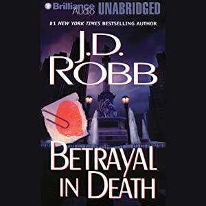 Betrayal in Death Hörbuch