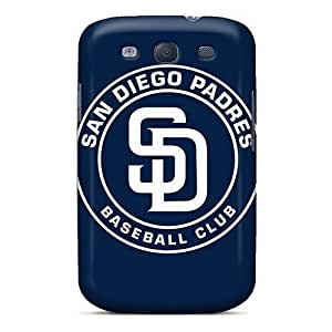 Baseball San Diego Padres Case Compatible With Galaxy S3/ Hot Protection Case