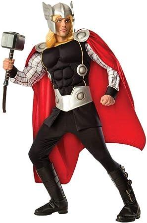 Generique - Disfraz Grand Heritage Thor Adulto XL: Amazon.es ...