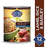 Nature's Recipe Lamb, Rice & Barley Recipe Wet Dog...