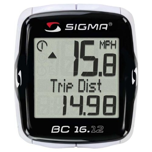 Sigma Sport BC16.12 STS Wireless 16 Function Bicycle Computer