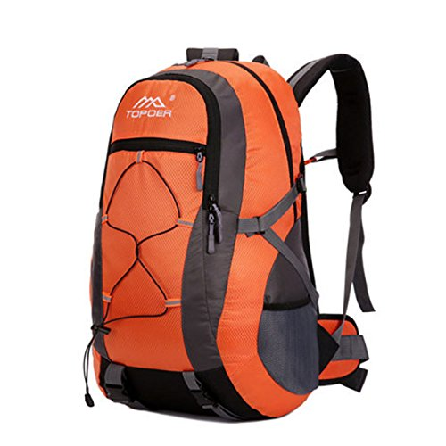 KYFW Extra Large Outdoor Angeln Anti-Riss Reise Camping Bewegung Breathable Nylon Rucksack,B-28*20*45cm-36-55L E-28*20*45cm-36-55L