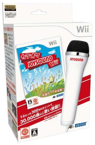 カラオケJOYSOUND Wiiの商品画像
