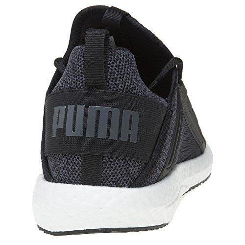 Mega Zapatillas Knit de Cross Puma para Hombre Negro Nrgy dtxqwxEP