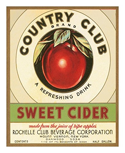 Country Club Sweet Cider - 7