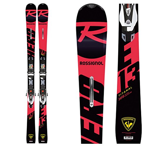 Rossignol 2020 Hero Elite Plus Ti Skis w/SPX 12 Konect Bindings