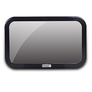 51cAHYSCcaL._SY355_ amazon com innoo tech baby car mirror baby back seat mirror  at n-0.co