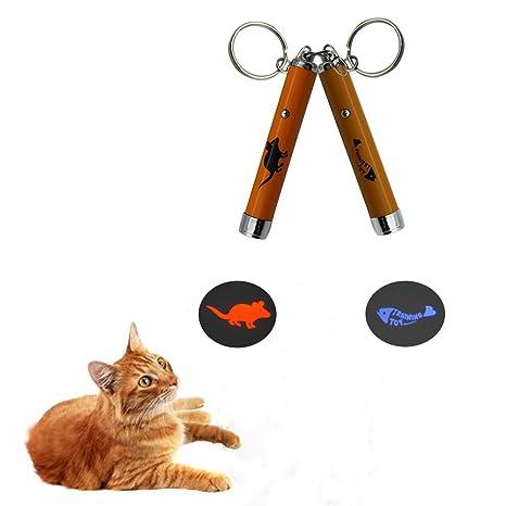 Baby Pet - Juego de 2 Herramientas de Entrenamiento para Gatos ...