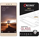 Chevron 2.5D 0.3mm Pro+ Tempered Glass Screen Protector For Redmi 3S Prime