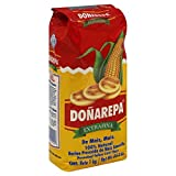 Doña Arepa Extrafina Yellow Corn Flour 35oz 6 Pack