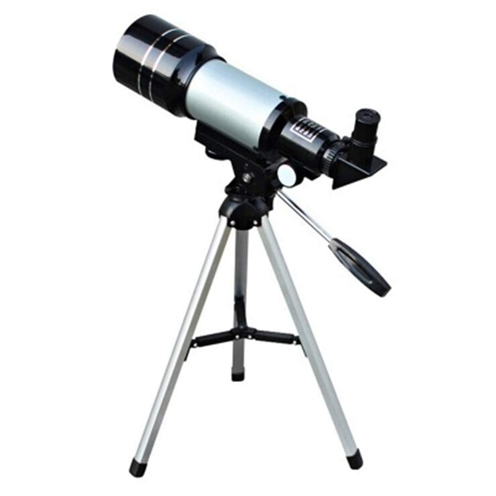 APJJ Astronomisches Teleskop HD Hohe Vergrößerung Großkaliber Stargazing Teleskop