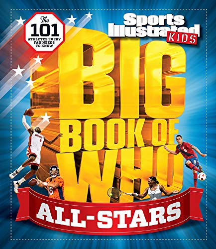 Big Book of WHO All-Stars (Sport...