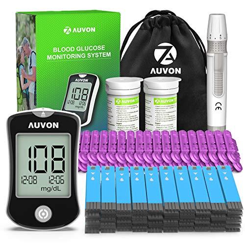 AUVON DS-W Blood Sugar