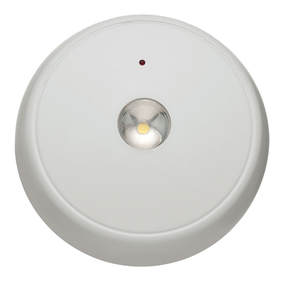 Mr Beams MB985 ReadyBright Ceiling Light for use with Wireless Power Outage LED Lighting System (1 ceiling light only) by Mr. Beams (Image #1)