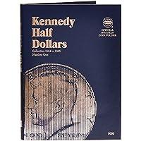 1 - Whitman Kennedy Half 3 Book Set 1964-Present - - -