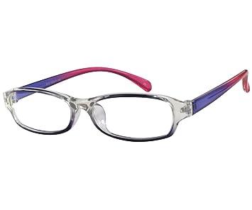 0cff3d5527 Amazon.com  Ebe Bifocal Women Reading Glasses Anti Glare TR90 Flex ...