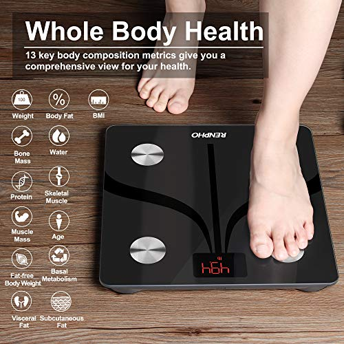 Buy bathroom scale with body fat