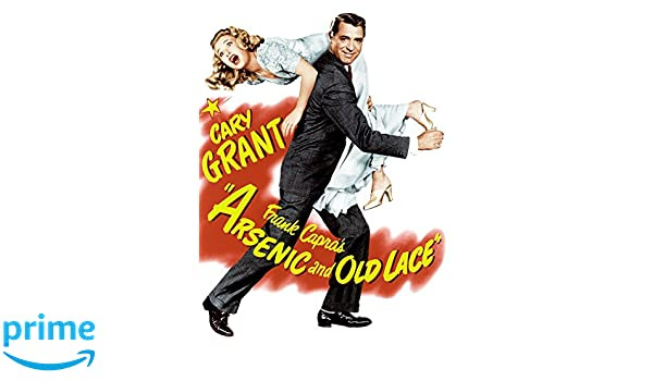 Arsenic and Old Lace Cary Grant Theatrical Release Reproduction Giclee/' 24x36 in
