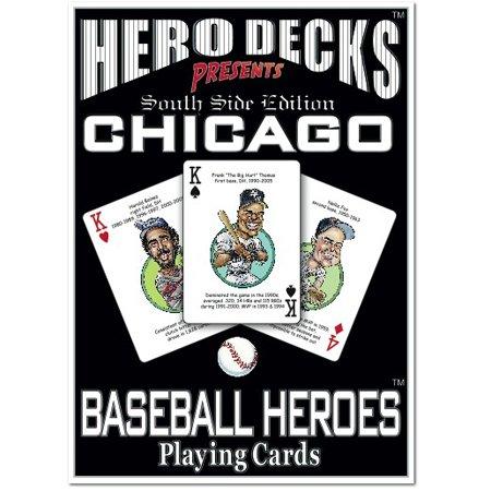 Paul Konerko Game - Hero Decks - Chicago White Sox - Playing Cards