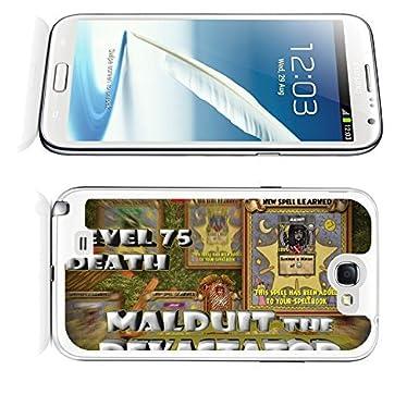 Samsung Galaxy Note 2 case Wizard101 Wizard101 Malduit The