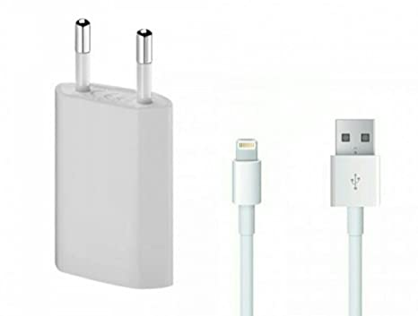 Original ht4you Cable de carga + cargador Set para iPhone 5 ...