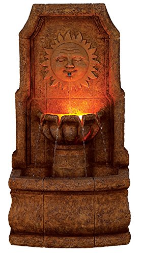sun and stone fountain essay The importance of the great exhibition of 1851 print brick, stone was replaced by iron when the light from the sun is direct exposure on the.