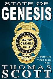 State of Genesis: A Mystery Thriller Novel (Virgil Jones Mystery Thriller Series Book 7)