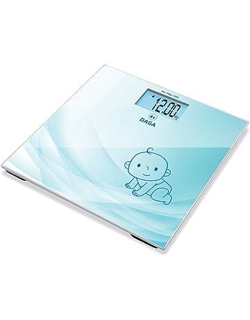Daga BT-200- Báscula de baño con Doble Función- Función Tara, ideal