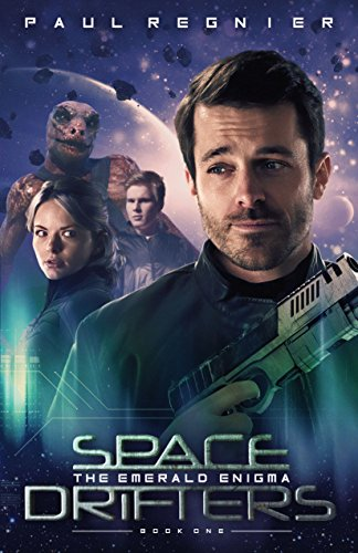 Space Drifters: The Emerald Enigma (Space Drifters, Book 1)
