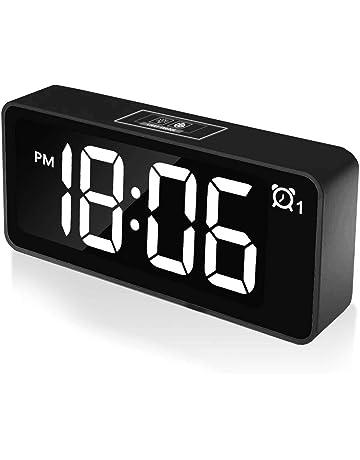 b93529a3670d Amazon.es  Despertadores - Relojes y despertadores  Hogar y cocina ...
