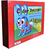 CoderBunnyz - The Most Comprehensive Coding Game Ever! STEM Education Toy and Gift for Girls and Boys ages 4 - 104! No Prior Coding Experience Required. Learn and Play with Computer Programming Today.