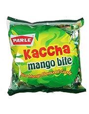 Parle Candy - Kaccha Mango Toffee 100 Pcs New Kaccha Mango Bite CANDY With - HerbalStore_247