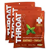Redd Remedies - Throat Drops, Herbal Cough Drops to Soothe and Support...