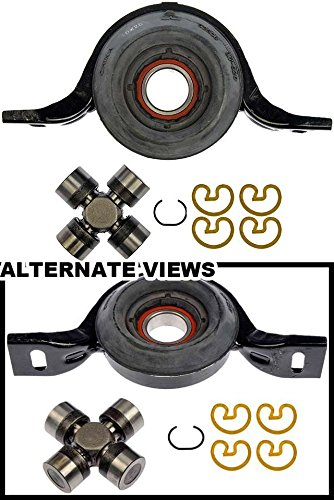 APDTY 045213 Driveshaft Center Support Bearing & U-Joint Fits 2002-2007 Saturn Vue, 2005-2006 Chevorlet Equinox, 2006 Pontiac Torrent & 2007 Chevorlet Captiva Sport (Mexico Region)(Replaces 25775162)