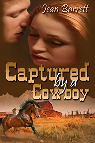 book cover of Captured by a Cowboy