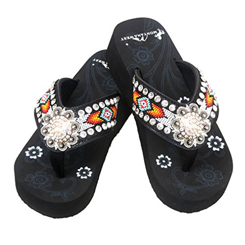 montana-west-womens-hand-beaded-flip-flop-sandals-8bm-hotpinkbarrelbling
