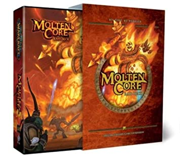 Upper Deck World of Warcraft Molten Core - Raid Deck [Sports]
