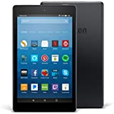 """Certified Refurbished Fire HD 8 Tablet with Alexa, 8"""" HD Display, 32 GB, Black - with Special Offers"""