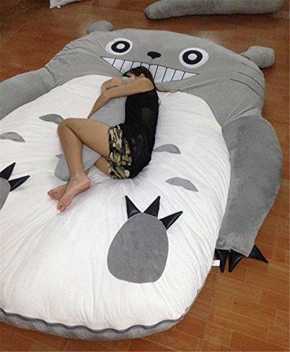 HOT SALE Children's and Adult Totoro Design Big Sofa Totoro Bed Mattress Sleeping Bag Mattress by VU ROUL (Image #5)