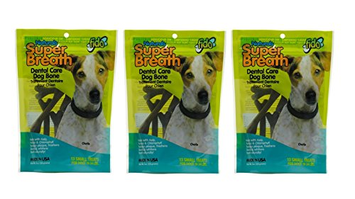 super breath dental care dog bone - 4