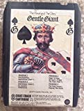 GENTLE GIANT Power And The Glory 8 Track Tape RARE